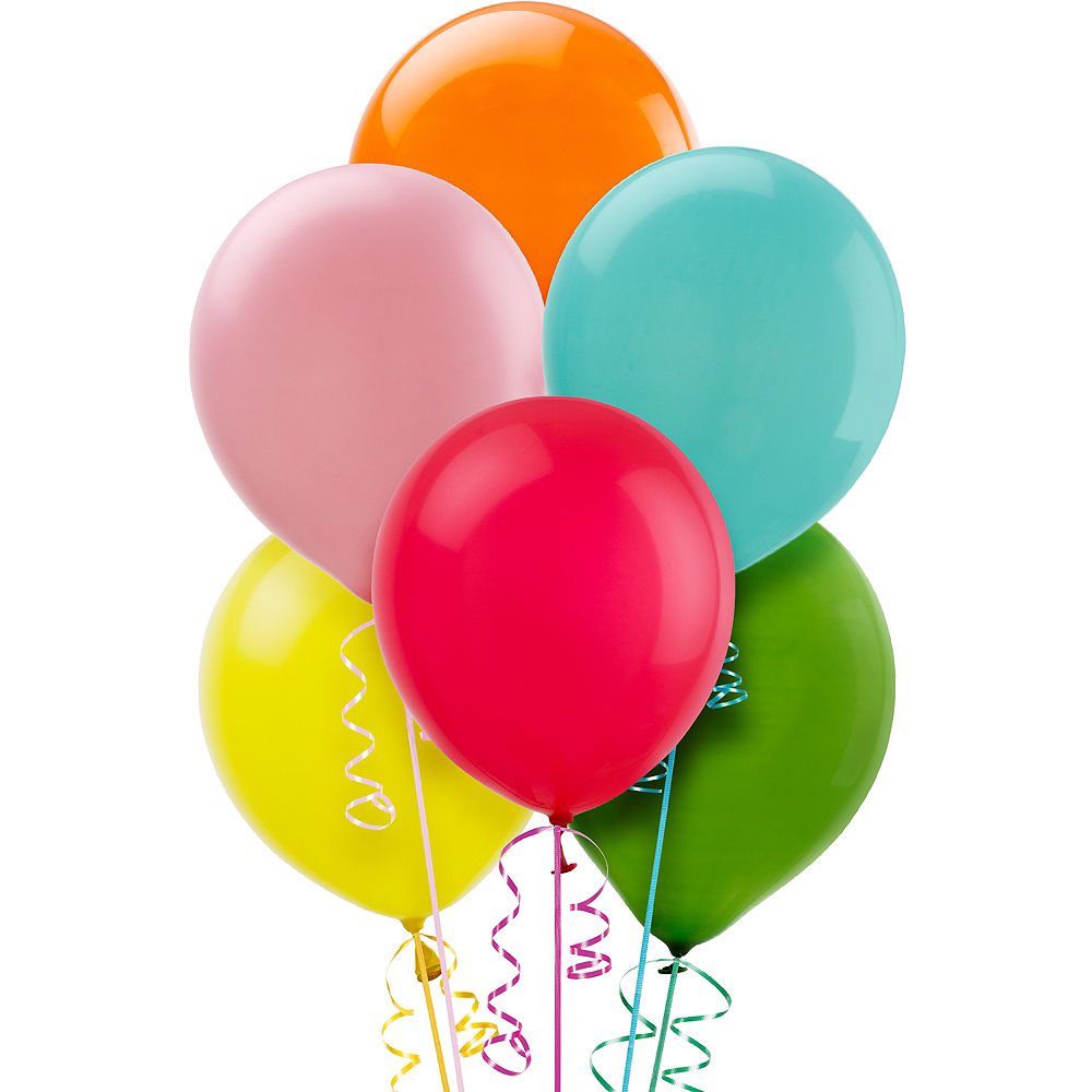 Bundle of Balloons